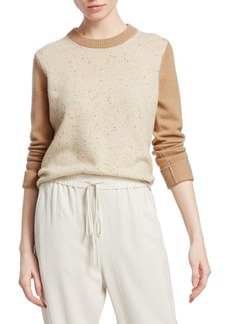 3.1 Phillip Lim Cashmere Colorblock Sweater