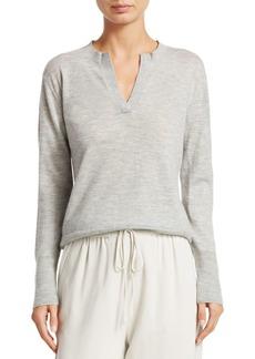 3.1 Phillip Lim Cashmere Henley Sweater