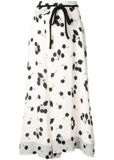 3.1 Phillip Lim Cerise print maxi skirt