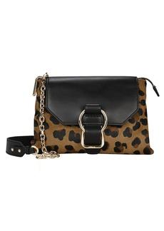 3.1 Phillip Lim Charlotte Leopard Crossbody Bag