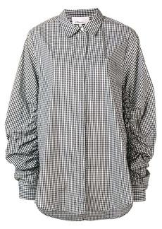 3.1 Phillip Lim check pattern shirt
