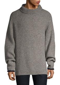 3.1 Phillip Lim Chunky Turtleneck Sweater