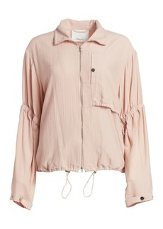 3.1 Phillip Lim Cinched Sleeve Anorak Jacket