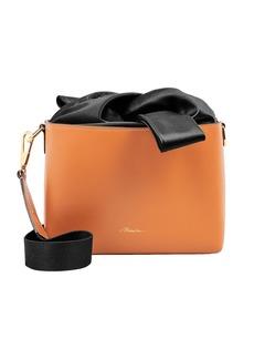 3.1 Phillip Lim Claire Bi-Color Leather Bag