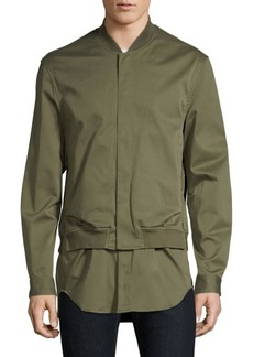 3.1 Phillip Lim Classic Bomber Jacket