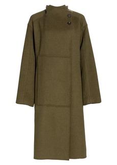 3.1 Phillip Lim Classic Melton Coat