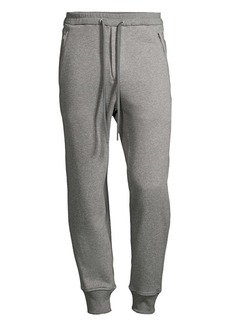 3.1 Phillip Lim Classic Tapered Melange Sweatpants