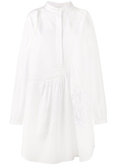 3.1 Phillip Lim cold-shoulder dress
