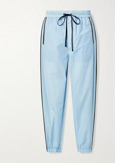 3.1 Phillip Lim Cotton-blend Jersey Track Pants