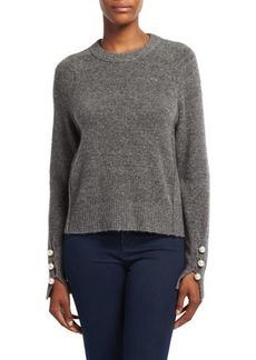 3.1 Phillip Lim Crew Neck Pullover Sweater