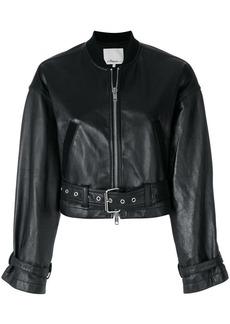 3.1 Phillip Lim cropped bomber jacket