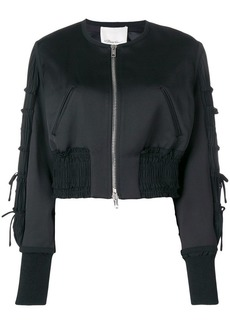 3.1 Phillip Lim cropped bomber jacket
