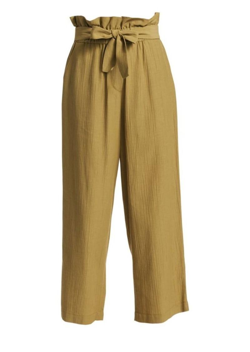 3.1 Phillip Lim Cropped Paperbag Pants