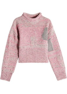 3.1 Phillip Lim Cropped Pullover with Wool
