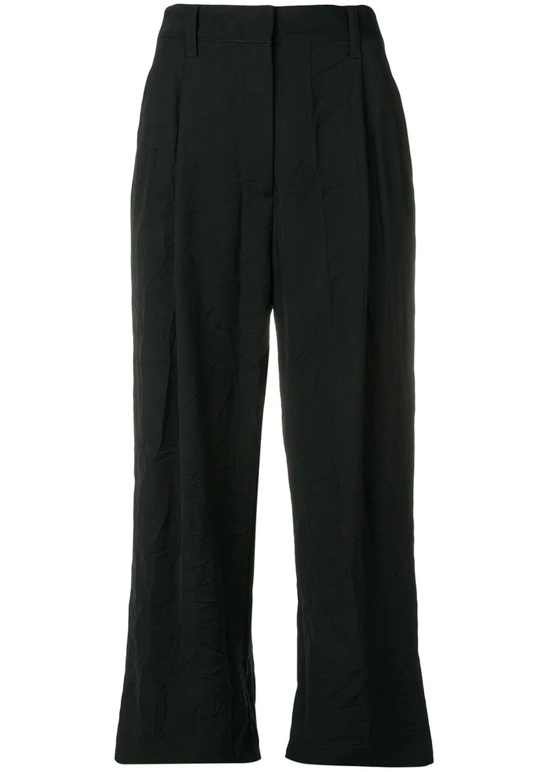 3.1 Phillip Lim Cropped Straight Tailored Pant