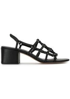 3.1 Phillip Lim Cube 55 cage sandals