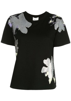 3.1 Phillip Lim Daisy Embellished T-Shirt
