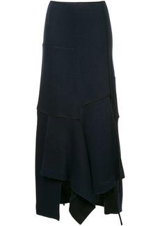 3.1 Phillip Lim deconstructed patch skirt