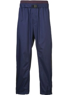 3.1 Phillip Lim Double-Waistband Track Pant