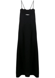 3.1 Phillip Lim draped cut out dress