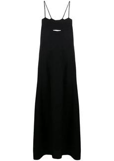 3.1 Phillip Lim draped cut out dress
