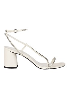 3.1 Phillip Lim Drum Crystal-Embellished Sandals