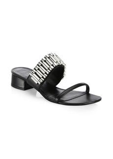 3.1 Phillip Lim Drum Leather Sandals