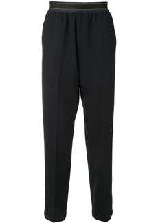 3.1 Phillip Lim elasticated waist tailored trousers