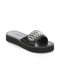 3.1 Phillip Lim Eva Leather Slides