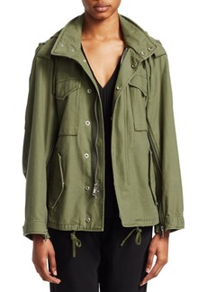 3.1 Phillip Lim Field Utility Zip Jacket