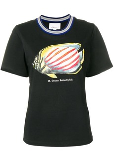 3.1 Phillip Lim Fish-Print T-Shirt