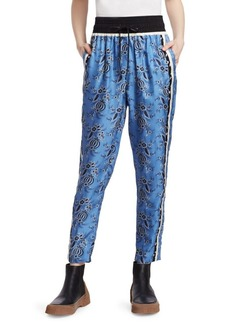 3.1 Phillip Lim Floral Drawstring Pants