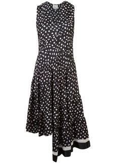 3.1 Phillip Lim floral flared dress