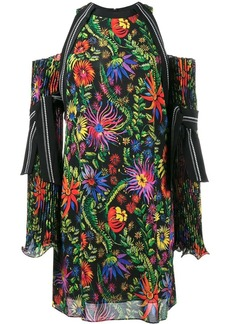 3.1 Phillip Lim floral print off-shoulder dress