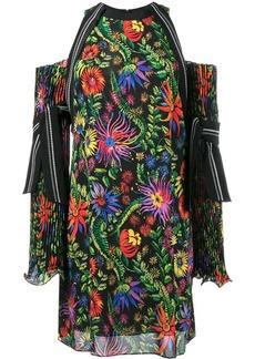 3.1 Phillip Lim floral print off-shoulder dress