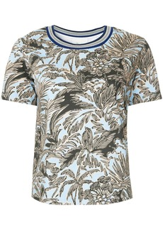 3.1 Phillip Lim Floral-Print T-Shirt