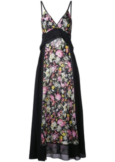 3.1 Phillip Lim floral printed dress
