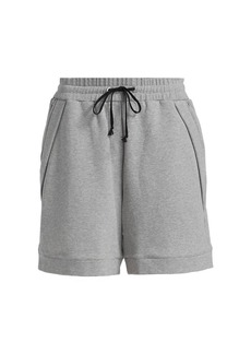 3.1 Phillip Lim French Terry Pull-On Shorts