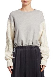 3.1 Phillip Lim French Terry Sweatshirt