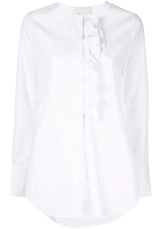 3.1 Phillip Lim frill trim shirt