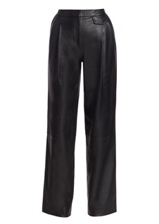 3.1 Phillip Lim Full Length Leather Pants