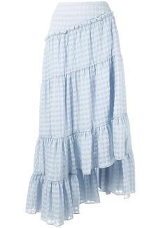3.1 Phillip Lim Full Tiered Skirt