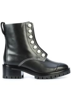 3.1 Phillip Lim Hayett Lug Sole Pearl Boot