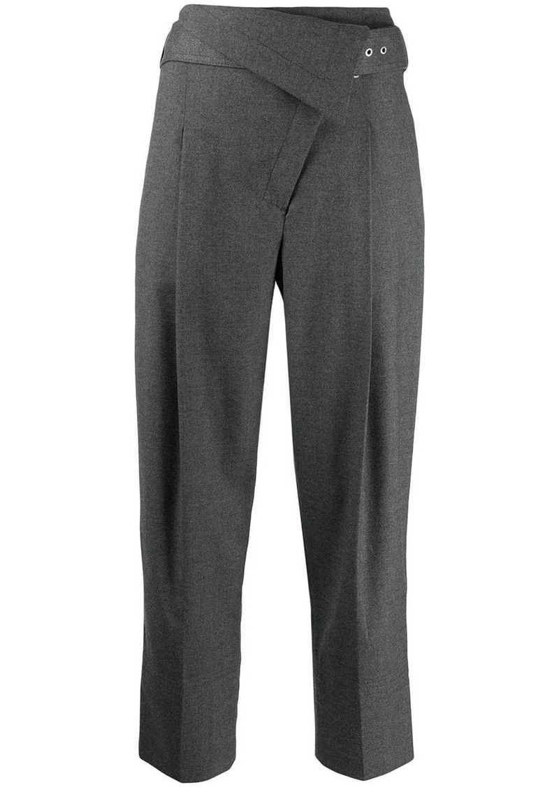 3.1 Phillip Lim high-rise trousers