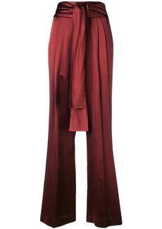 3.1 Phillip Lim high-waist flared trousers