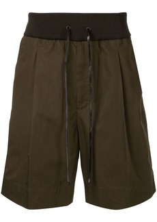 3.1 Phillip Lim high-waisted Bermuda shorts