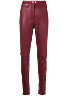 3.1 Phillip Lim high waisted skinny-fit trousers