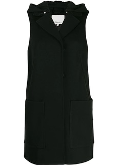 3.1 Phillip Lim hooded gilet blazer
