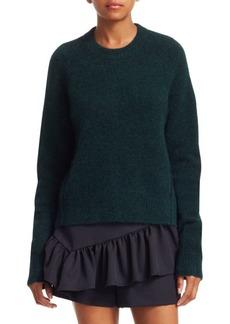 3.1 Phillip Lim Inset Shoulder Sweater