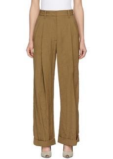 3.1 Phillip Lim Khaki Baggy Trousers